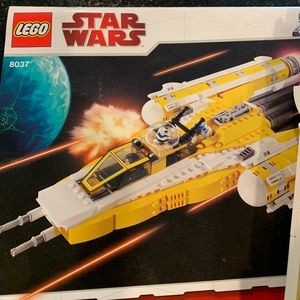 LEGO 8037 Star Wars Anakin's Y-Wing Star-fighter